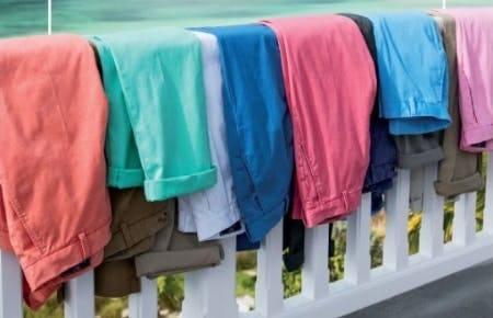 Men's Breaker Pants in New Colors