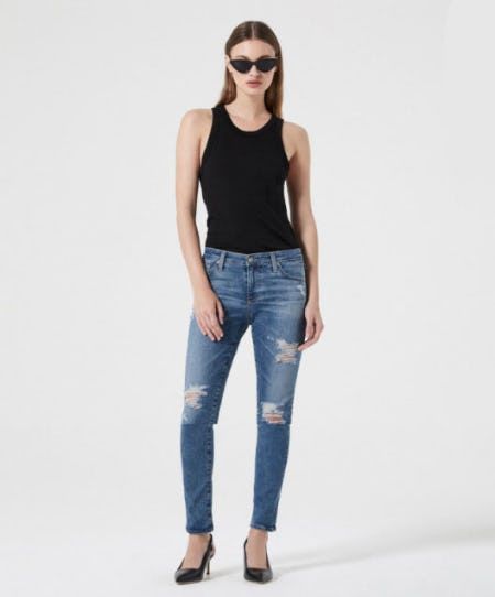 The Legging Ankle from Ag Jeans