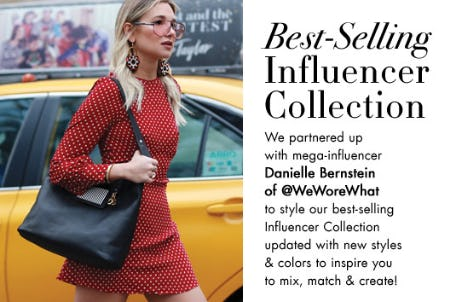 Best-Selling Influencer Collection from Henri Bendel