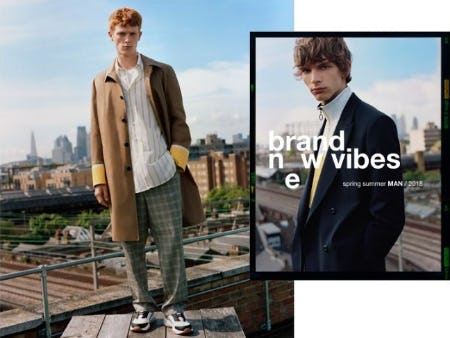Brand New Vibes: Easy Tailoring Mixes with Sportswear