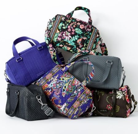 The 100 Handbag Is Back and Better than Ever from Vera Bradley