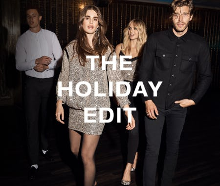 The Holiday Edit from 7 for All Mankind