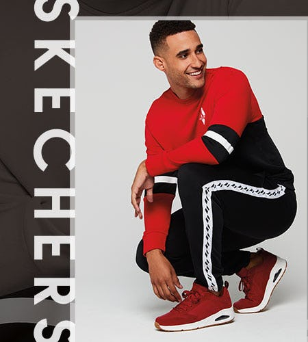 SKECHERS UP TO 30% OFF SELECT APPAREL!