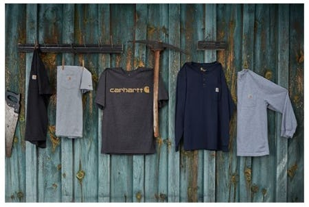 The Tees that Have your Back from Carhartt