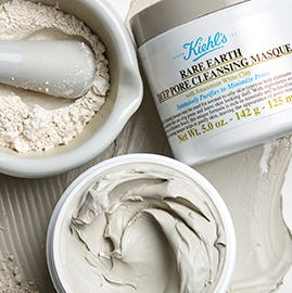 Rare Earth Deep Pore Cleansing Mask from Kiehl's Since 1851