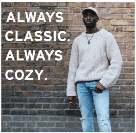 Our Favorite Layers from The Levi's Store