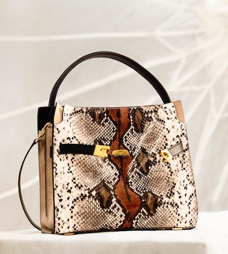 Discover the Lee Radziwill Double Bag from Tory Burch