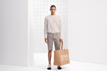 Summer Neutrals from BOSS from BOSS Hugo Boss
