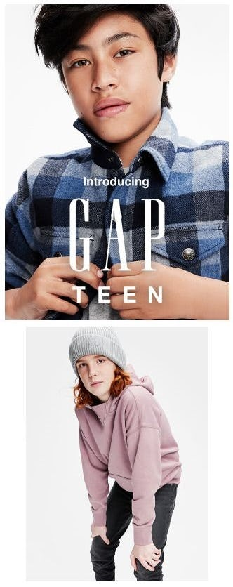 Planet-Friendly Styles for the Next Generation from Gap