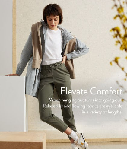 Elevate Comfort from lululemon