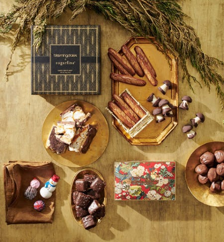 Have a Sweet Holiday from Bloomingdale's
