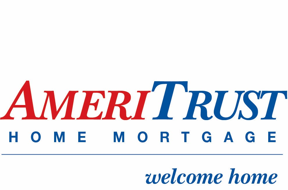 Ameritrust Home Mortgage Logo