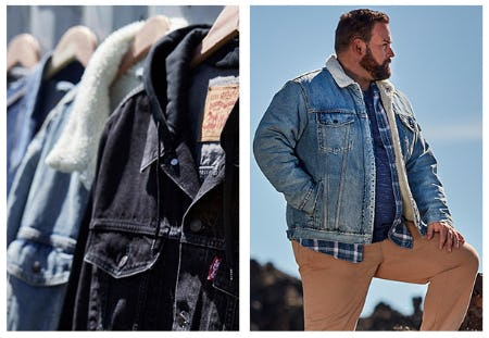 Jean Jackets from Dxl Mens Apparel