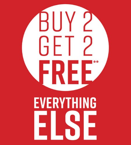 B2G2 Free Everything Else from Hot Topic