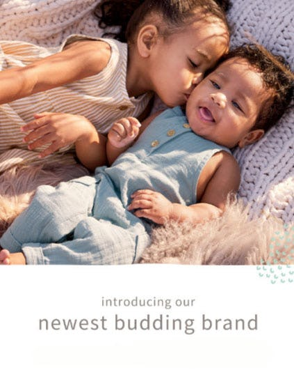Introducing Our Newest Budding Brand from Carter's