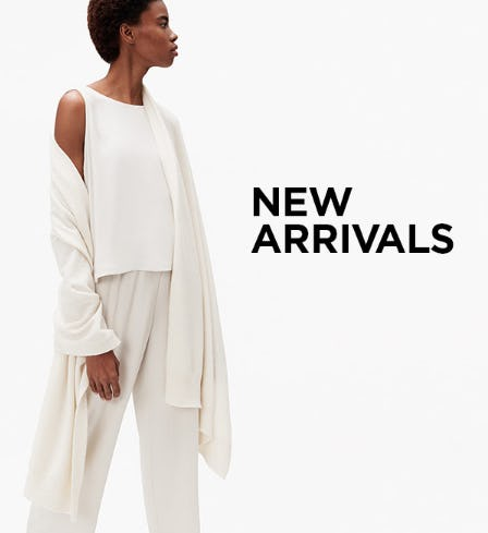 Shop New Arrivals from Eileen Fisher