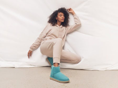 The Classic Mini inNew Colorways for Fall from Ugg