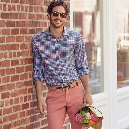 Men's Newport Coast Promo from Tommy Bahama