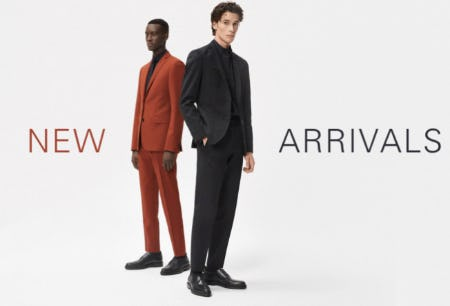 New September Styles Have Arrived from Boss