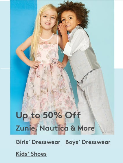 Up to 50% Off Zunie, Nautica & More from Nordstrom Rack