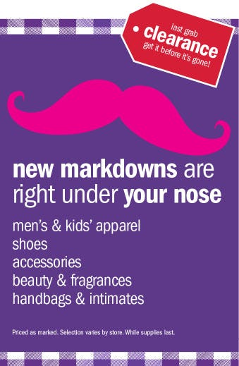 New Markdowns from Gordmans