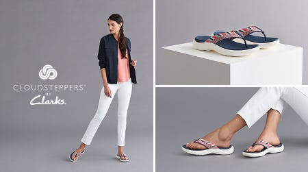25% OFF SPRING FAVORITES! from Clarks