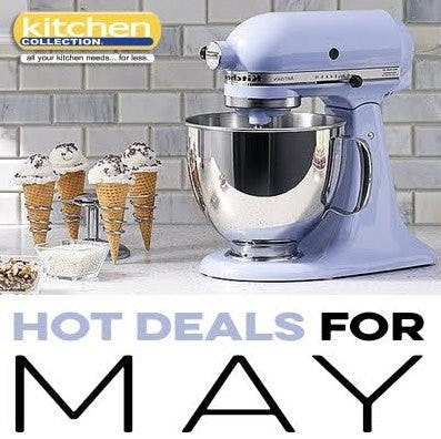 May_Kitchen Collection 2018 Promotions and Sales from Kitchen Collection