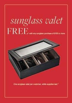 Solstice Sunglasses GWP Sale