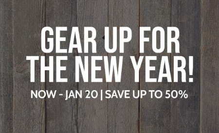 Save Up to 50% now on Fresh New Deals for the New Year from Cabela's