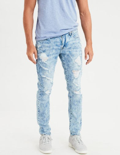 Flex Skinny Jean from American Eagle Outfitters