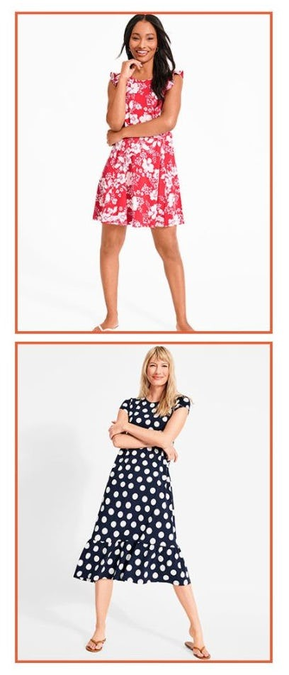Do-It-All Dresses from Loft Outlet