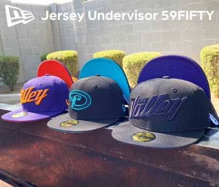 Jersey Undervisor 59FIFTY from Just Sports