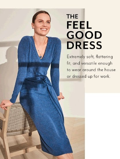 The Feel Good Dress