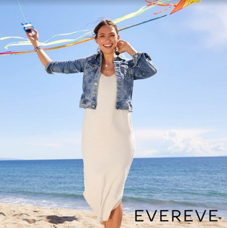 Summer Must: One-and-Done Dresses for On-the-Go Plans from Evereve