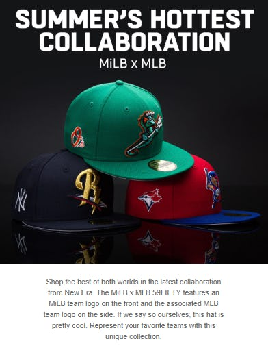 Summer's Hottest Collaboration from Lids
