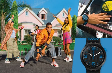 The New Swatch Big Bold
