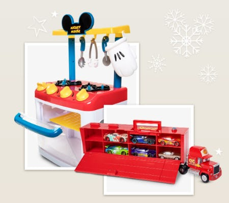 Wow-Worthy Toys from Disney Store