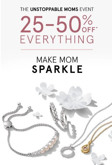 25-50% Off Everything from Kay Jewelers