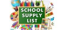 Ready, Set, School! Donation Drive
