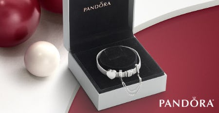 Must-Have Gift: PANDORA Relfexions Bracelet Gift Set from PANDORA