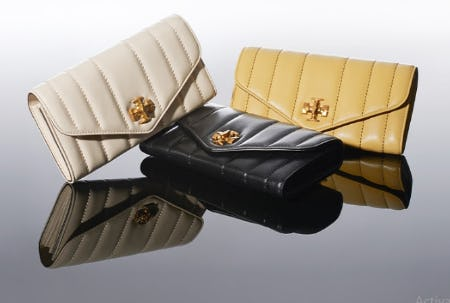 The Envelope Wallet from Tory Burch