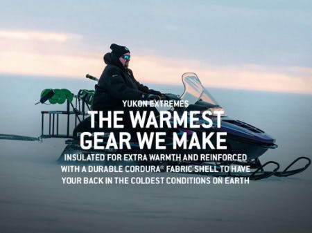 Yukon Extremes Outerwear Collection