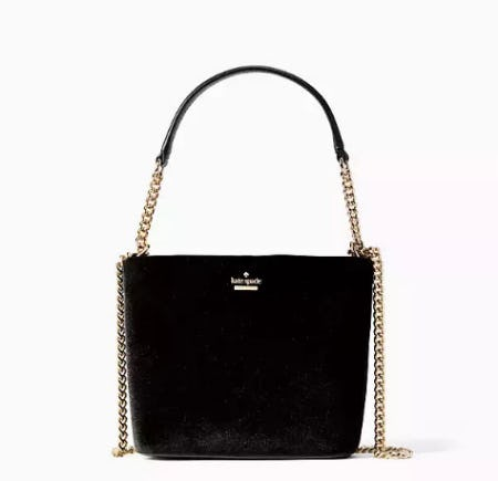 Cameron Street Velvet Ellery from kate spade new york