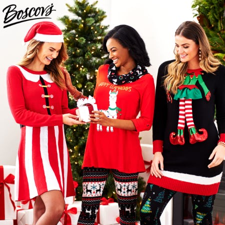 Boscov's Magic of Giving Sale from Boscov's