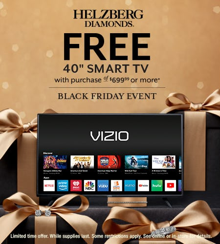 BLACK FRIDAY EVENT! from Helzberg Diamonds