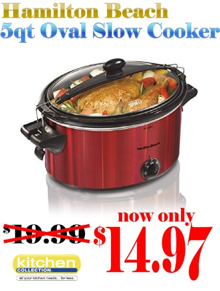 The perfect one pot meal maker for less than $15! from Kitchen Collection