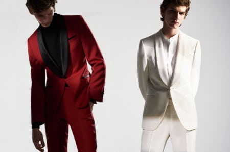 The BOSS Eveningwear from BOSS Hugo Boss