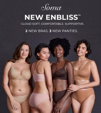 New Enbliss from Soma Intimates