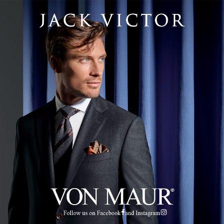 Jack Victor Tru-Measure Days from Von Maur