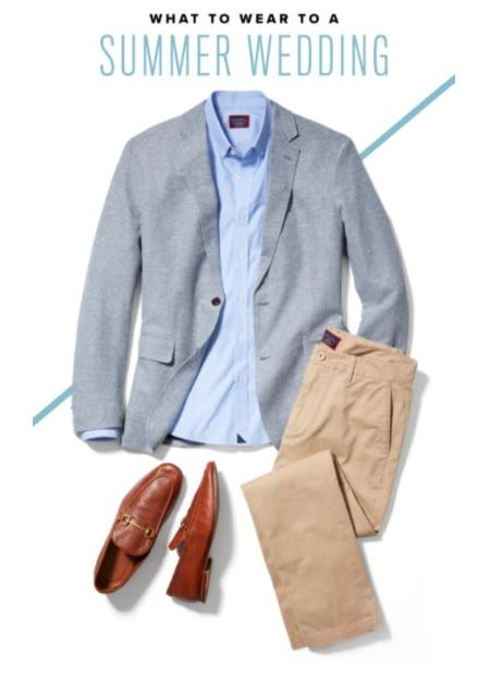 What to Wear for Wedding Season from UNTUCKit